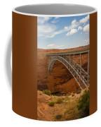 Glenn Dam Bridge Coffee Mug