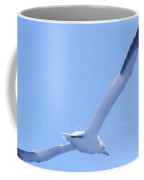 Gliding On The Wind Coffee Mug