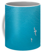 Gliding Seagulls Coffee Mug