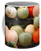 Glistening Gourds Coffee Mug