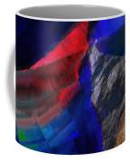 Glitchscape - Liquefaction Coffee Mug