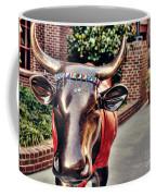 Glitter Bull Coffee Mug by Emily Kay