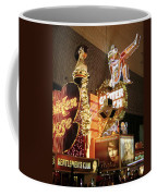 Glitter Gulch In Las Vegas Coffee Mug