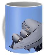 Globemaster Lift Off Coffee Mug