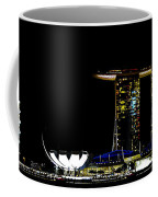 Gloden Night Coffee Mug