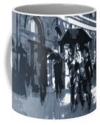 Gloomy Day In The City Coffee Mug by Dan Sproul