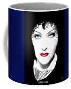 Gloria Swanson - Edith Piaf Coffee Mug