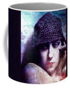 Gloria Swanson Oil Coffee Mug