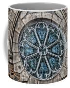 Glorious Church Stained Glass Coffee Mug