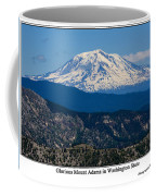 Glorious Mount Adams Coffee Mug