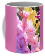 Glorious Summer Gladiolus Coffee Mug