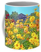 Glorious Yellow And The Franklin Coffee Mug