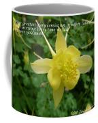 Glory Of Columbine Coffee Mug