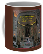 Glory To God In The Highest Coffee Mug