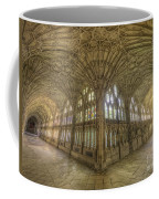 Gloucester Cathedral Cloisters Coffee Mug
