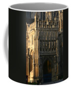 Gloucester Cathedral Entrance Coffee Mug