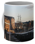 Gloucester Docks 3 Coffee Mug