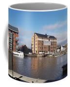 Gloucester Historic Docks 3 Coffee Mug
