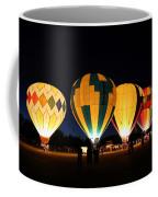 Glow At Night Coffee Mug