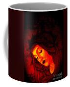 Glowing Botticelli Madonna Coffee Mug