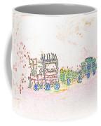 Glowing Choo Choo Invert Coffee Mug