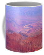 Glowing Colors Of The Grand Canyon Coffee Mug