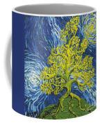 Glowing In The Balance Coffee Mug