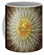 Glowing Petals Coffee Mug
