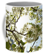 Glowing Petals Coffee Mug