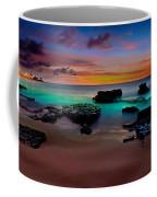 Glowing Sandy Coffee Mug
