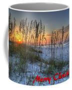 Glowing Sea Oats Sunrise Coffee Mug
