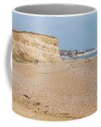 Glyne Gap Beach In England Coffee Mug