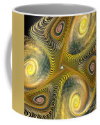 Gnarl Of Gold Coffee Mug