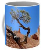 Gnarled Pine In Bryce Canyon Utah Coffee Mug