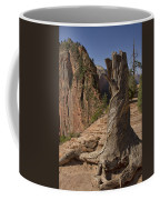 Gnarled Trunk Coffee Mug