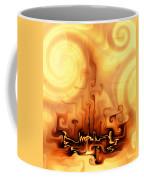 Gnarly Campfire Coffee Mug