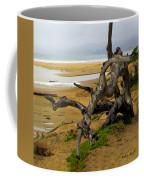 Gnarly Tree Coffee Mug by Barbara Snyder