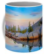 Gnome Tarn Rocks Coffee Mug