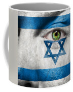 Go Israel Coffee Mug