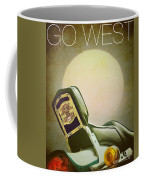 Go West Coffee Mug