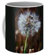 Goats Beard Seed Head Coffee Mug
