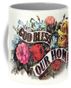 God Bless Our Home Coffee Mug