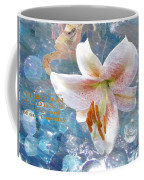 God Is Still In Control Coffee Mug by Beverly Guilliams