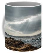 God Rays Coffee Mug by George Buxbaum