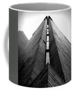 Goddard Stair Tower - Black And White Coffee Mug
