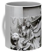 Goddess Durga Coffee Mug by Shaun Higson