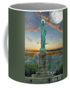 Goddess Of Freedom Coffee Mug