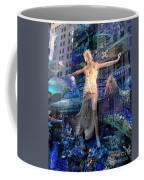 Goddess Of The Sea Coffee Mug