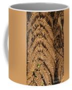 Goden Fern Branch Coffee Mug