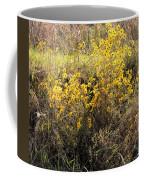 God's Golden Bouquet In Autumn Coffee Mug